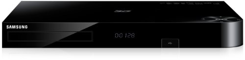 Samsung BD-F8900/EN HD-Recorder mit Twin Tuner und 3D Blu-ray Player