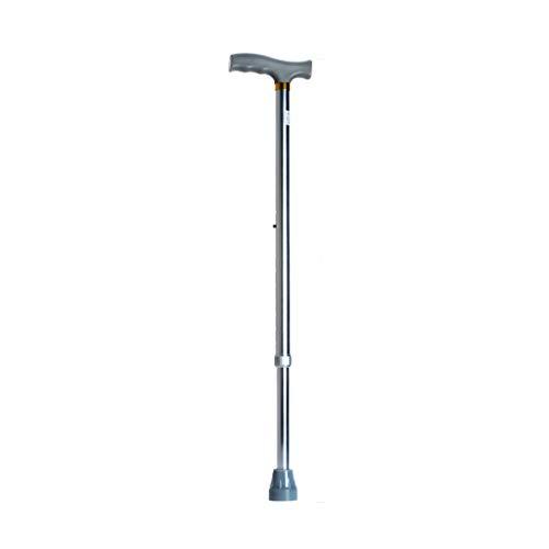 Yxsd Cane rutschfeste Multi-Walking-Stick Teleskop medizinische ältere Krücken Licht Einhändig