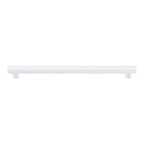 LED Leuchtmittel Linienlampe 9W = 60W S14s warmweiß 2700K Abstrahlwinkel 330° (50cm 2 Sockel)