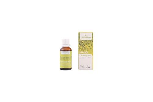 Pranarom - Diffusion synergies citronnel'plus - 30 ml huile essentielle - Une nuit paisible sans p