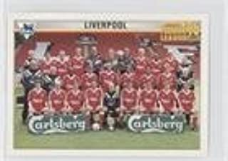 Liverpool Team (Trading Card) 1996 Merlin's Premier League Stickers - [Base] #83
