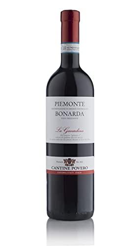 Cantine Povero - Piemonte Bonarda DOC'La Gavardina' 2019 0,75 lt.