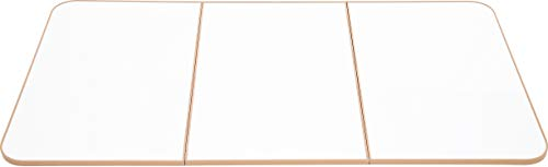 東プレ 組合せ式 冷めにくい風呂ふた ECOウォームneo (3枚割) L16 エッジ色ベージュ 73×158cm