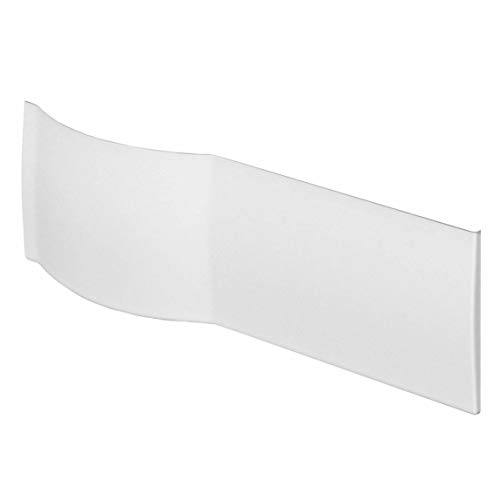 Orchard P Shaped Shower Bath Acrylic Front Panel 1675mm