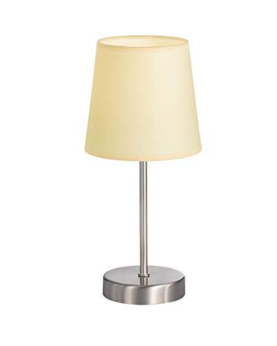WOFI Cesena Lámpara de mesa, Beige