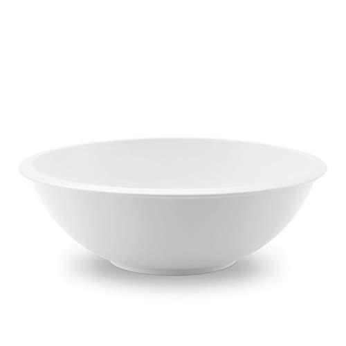 Friesland ecco bol blanc, Porcelaine, 28 cm