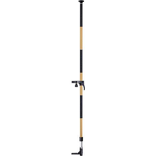 Laserliner 090.120A universeel zwart statief - statief (universeel, 1 voet, zwart, aluminium)