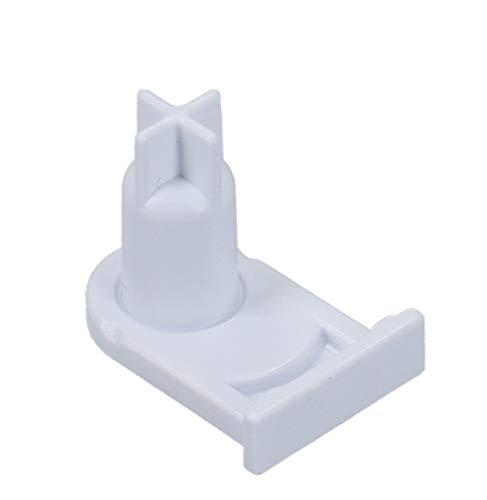 DL-pro Türscharnierbuchse passend für Bosch Siemens Neff Constructa für Gefrierfach Kühlschrank 00169301