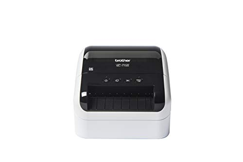 Brother Etikettendrucker QL-1100 - USB Traçabilité et Identitfication Schwarz