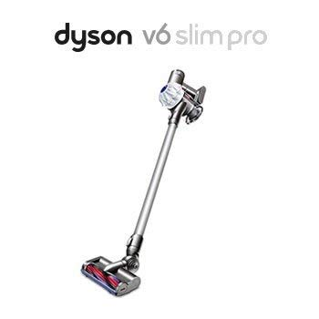 DC62SPLPLS(ホワイト/アイアン/ナチュラル) V6 Slim Pro コ-ドレススティック
