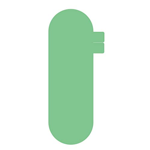ZYElroy Reemplazo para Xiaomi Mi Banda 4 Nano película de la protección de Cero Pantalla Transparente Resistente Film 2 Piezas