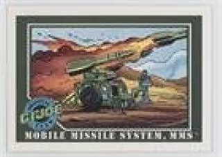 Mobile Missile System, MMS (Trading Card) 1991 Impel G.I. Joe - [Base] #59