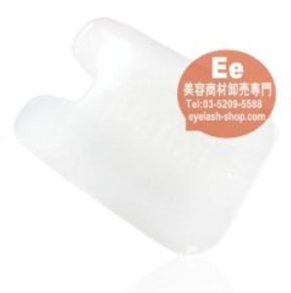 傾向巨大な提案かっさ板 天然白玉ホワイトクォーツ美容カッサプレート GYB-2