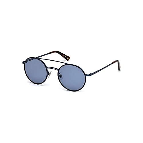 WEB WE0233 90V 50 Monturas de gafas, Azul (Blu LucBlu), 50.0 Unisex Adulto