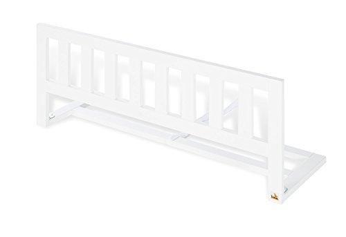 Reja protectora para la cama Pinolino 172026 blanco weiß Talla:L 90 x B 33 x H 36 cm