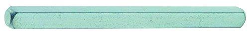 Alpertec 32230030K1 Vierkantstift 8x140mm verzinkt Befestigungsstift für Drückergarnitur Türdrücker Türbeschläge Neu