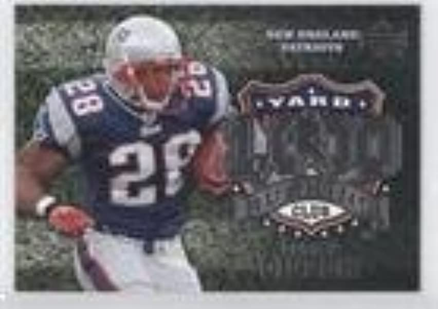 Corey Dillon (Football Card) 2006 Upper Deck - 1000 Yard Rushing Club #1KR-CD