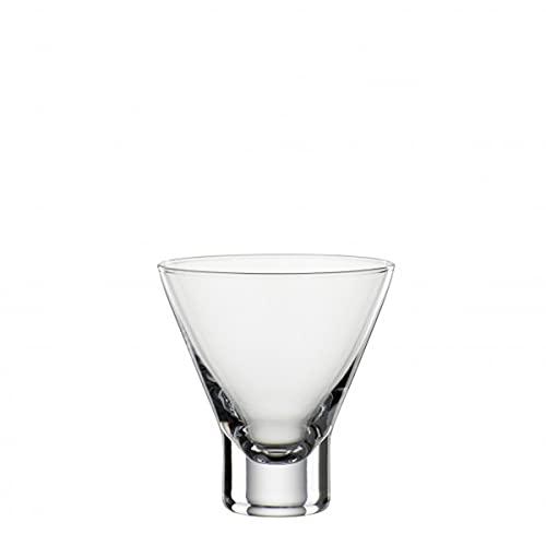 Bohemia Cristal Bar Selection 2 - Vasos de cóctel (10 cm, Capacidad de 150 ml, Talla única)