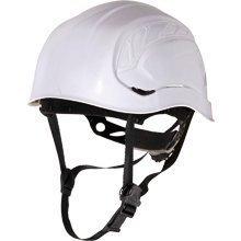 Venitex Mens Granite Peak Safety Helmet Climbing Mountaineering Electrical Hard Hat White by Venitex