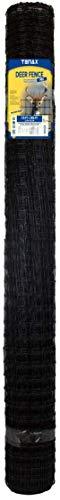 Tenax 1A180358 Professional, 7.5-Ft x 165-Ft, Black