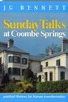 Paperback Sunday Talks at Coombe Springs Book