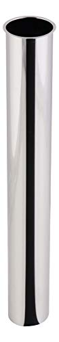 Dompelbuis voor flessengeurafsluiter | Wastafel Sifon | 250 mm | Chroom 40 x 300 mm chroom
