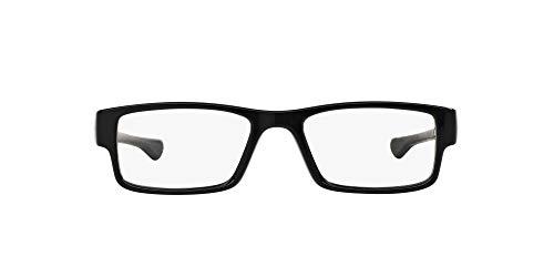 Oakley Men's Ox8046 Airdrop Rectangular Prescription Eyeglass Frames