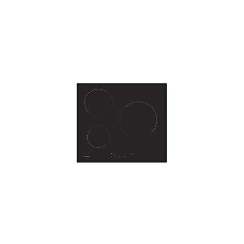 Plaque vitroceramique Candy CH63CT1 - 3 foyers