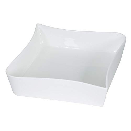 Table Passion - plat à four carré 26 cm mélody