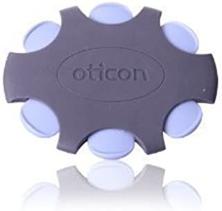 (5 Packs) Oticon Genuine No-Wax Filters ...... (NOT Pro Wax)