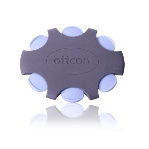 Preisvergleich Produktbild (5 Packs) Oticon Genuine No-Wax Filters ...... (NOT Pro Wax) by Oticon