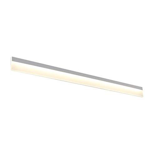 JYTFZD Gabinete de Espejo LED Luz Impermeable Anti-Niebla Lámpara de Maquillaje de baño Anti-Niebla (Color: Cálido Light-60cm) / Código de Productos básicos: LJW-2035 (Color : Warm Light 80cm)