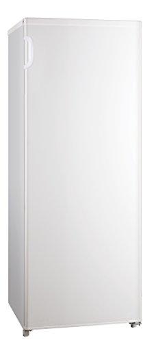 Hisense GSNF145A+WE Gefrierschrank / 144,4 cm Höhe / 239 kWh/Jahr / 0 L Kühlteil / 145 L Gefrierteil/A+ Energieeffizienz/MultiAirflow-System/weiß