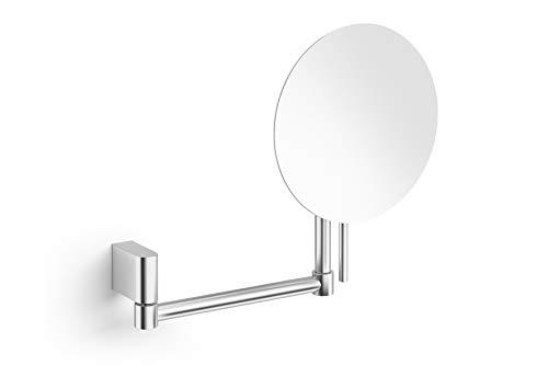 ZACK Atore Kosmetikspiegel, Edelstahl, Silber