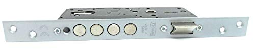Ezcurra M78157 - Cerradura seguridad cromo - mate ds15 700b /70- derecha