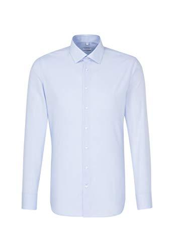 Seidensticker 495320-11 Camisa, Azul Claro, 39 para Hombre