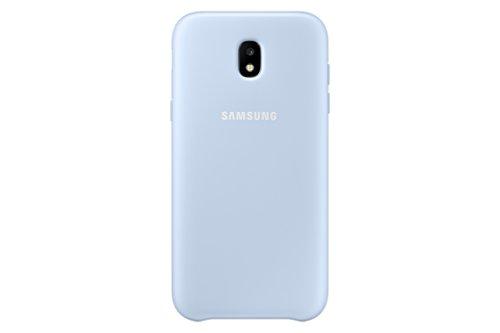 Samsung EF-PJ530 Dual Layer Schutzhülle für Galaxy J5 (2017) blau