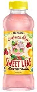 SLT - Organic Cranberry Lime Lemonade 16oz