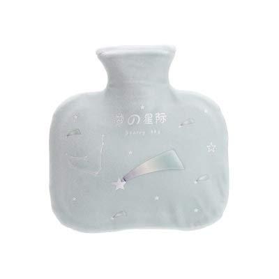 Bolsa de Agua Caliente Botella de agua caliente llena de invierno Inyección de agua linda Botella de agua caliente Cubierta portátil Tapa portátil Botella de agua caliente caliente Bolsa Agua Calient
