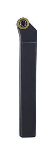 Proxxon 24560 24560-Soporte de Acero con Placas de Metal Duro (acodado, para máquina de precisión PD 250/E, Incluye Tornillos y Llave TX)
