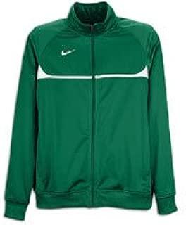 Nike Rio II Warm-Up Jacket - Big Kids - Dark Green/White/White