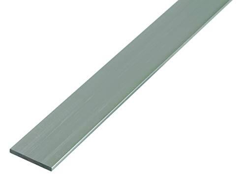 GAH-Alberts 473709 Flachstange | Aluminium, natur | 1000 x 30 x 2 mm