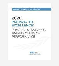 Paperback 2020 Pathway to Excellence® Practice Standards and Elements of Performance Book