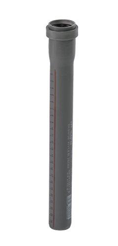 Ostendorf HTsafe HT-Rohr mit Muffe DN 32 mm 250 mm