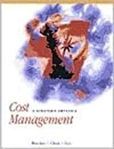 Cost Management : A Strategic Emphasis