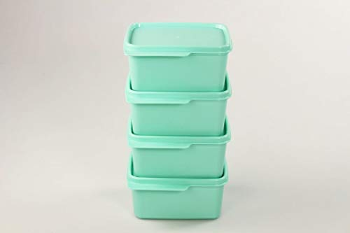 Tupperware Scatola per Il frigo 500 ml Menta (4) 35686