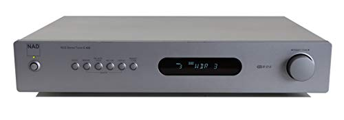 NAD C 422 RDS Tuner in Silber