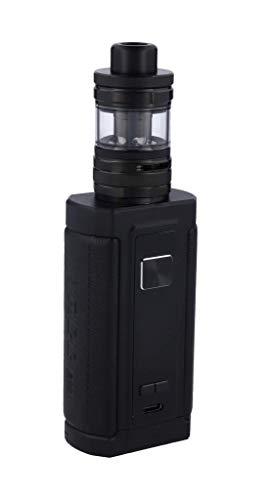 Vrod 200 E Zigarette mit Guroo Verdampfer - max. 200W - 4ml & 5ml Tankvolumen - von aspire - Farbe schwarz