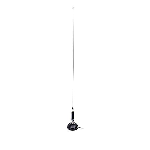 Antena CB Sirio Titanium 1000 mag con imán Incluido, Longitud 97,5 cm, cód. 2204505.61