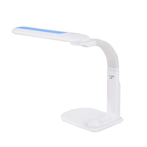 Lámpara de escritorio de aprendizaje Escritorio LED de la lámpara, el cuidado de los ojos-lámparas de mesa, control táctil, luz de la noche, los estudiantes universitarios Estudio dormitorio de lectur